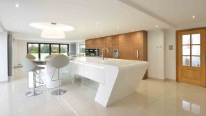 USES OF CORIAN IN THE HOUSE