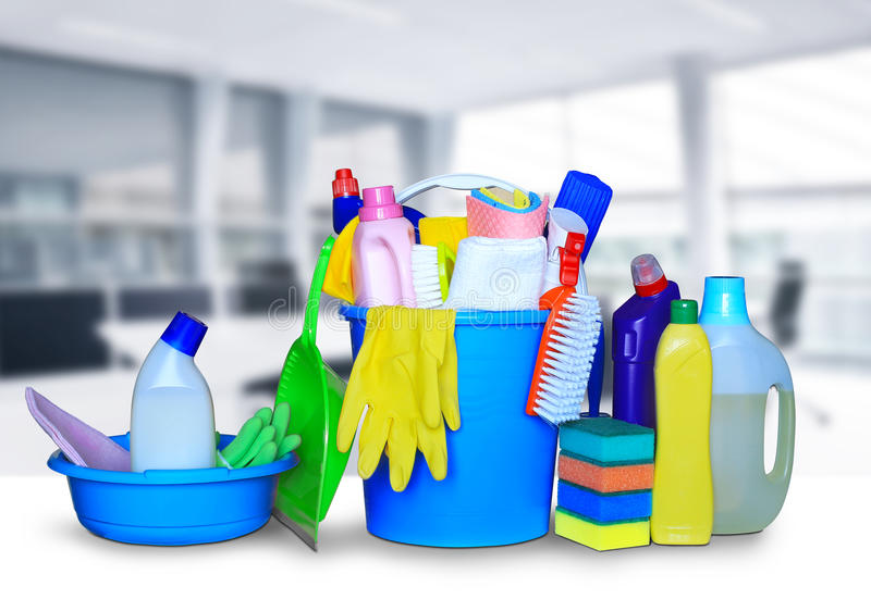 Cleaning Equipment – The Basics